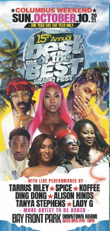 Best of the Best Music Fest, 15th Annual