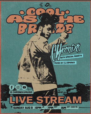 Cool as the Breeze Live Stream