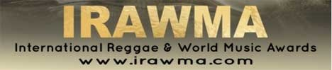 International Reggae & World Music Awards-IRAWMA