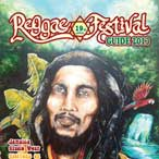 Reggae Festival Guide Cover 2013