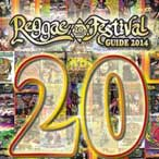Reggae Festival Guide Cover 2014