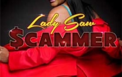 "Grammy Award Winner & Certified Platinum Lady Saw Hit Single ""Scamma"" (Hot Steel Riddim)"