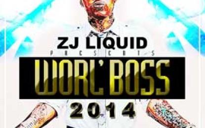 Vybz Kartel 2015 Mixtapes 3 Di Hard Way mixed by DJ Kenny/DJ Warlock/ZJ Liquid