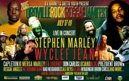 Oroville Rock Reggae Jam Fest