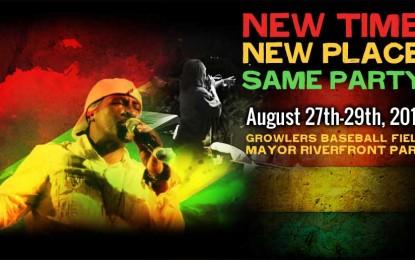 Kalamazoo Island Reggae Fest – Kalamazoo, Michigan, August 27th-29th, 2015