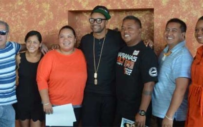 Shaggy Returns to Guam After 10 Years   Raise over 1 Million Dollars