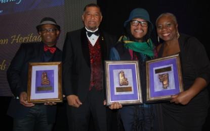 Three Jamaicans Honoured At Caribbean American Heritage Awards