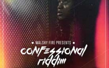 Walshy Fire Presents the Confessional Riddim 5 song EP