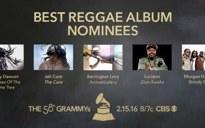 Ghana's Rocky Dawuni Goes for Grammy Gold