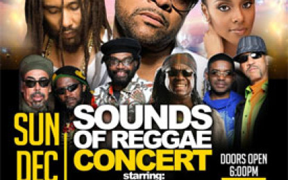 International Super-star Shaggy Return Home to Brooklyn & Close out a Successful Year