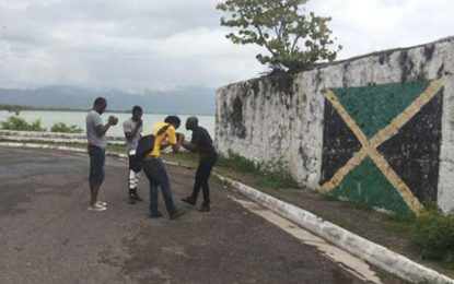 Kappo Shoots Video For Sensimillia In Westmorland, Jamaica