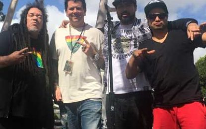 Katchafire high on new tour manager from Tahoe
