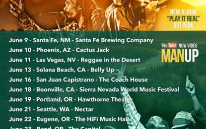Israel Vibration & Roots Radics Summer Tour