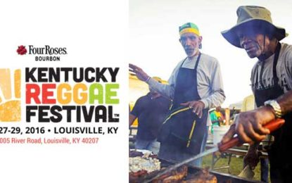 Kentucky Reggae Festival this weekend – Louisville, Kentucky