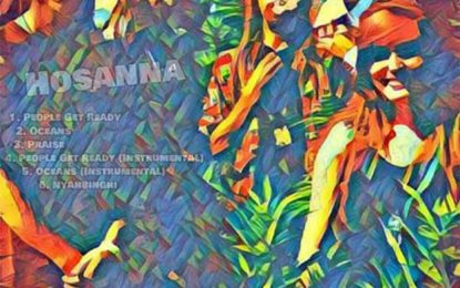 Colorado's own rising roots reggae band Hosanna – Now booking 2017