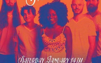 """""""Silly Girl"""" album release 1/13 – release party @ BSP Kingston 1/14"""