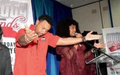 Reggae Artist Shaggy Hosts Benefit Concert Raising More Than $800K For Children's Hospital