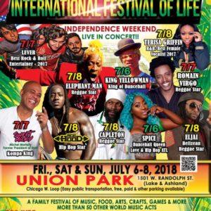 Intl Festival of Life