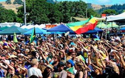 Sierra Nevada World Music Festival In Boonville, Ca, June 22-24, Features World-Class Reggae & World Music Artists, And More, At The Beautiful Mendocino County Fairgrounds
