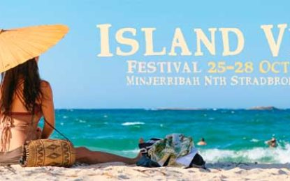 Island Vibe Festival: Ticket Giveaway & so much to catch up on!