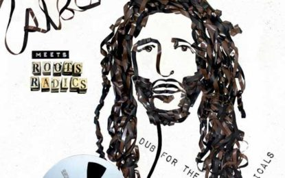 """Alborosie's """"Alborosie Meets The Roots Radics  """"Dub For The Radicals"""" Out January 18th"""