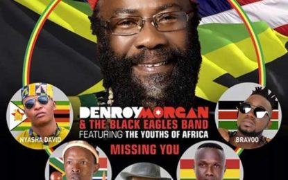 Morgan Heritage Patriarch  Denroy Morgan  pushes African 'family'  with new EP!