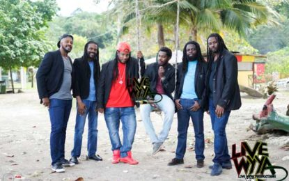 Reasoning with Live Wyya Band from Jamaica