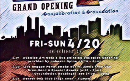 Colorado House of Rastafari Coming Events