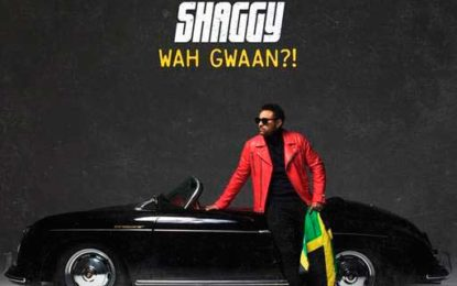 "Dancehall King Shaggy Releases New Album, ""Wah Gwaan?!"""