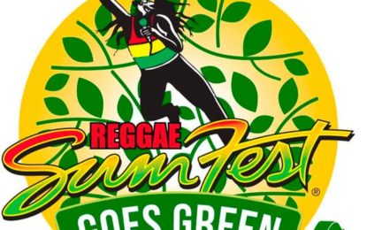 One of our favorite trends! Reggae Sumfest 2019 Going Green