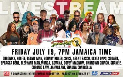 2019 Reggae Sumfest  FREE  LIVE STREAM