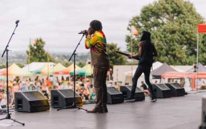 "Grammy Nominated Band Raging Fyah Embarks on ""Better Tomorrow"" Tour"