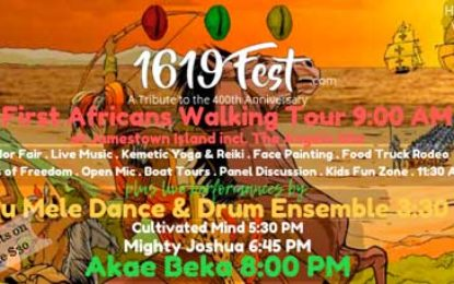 Get Your Tickets Now For The 1619 Fest