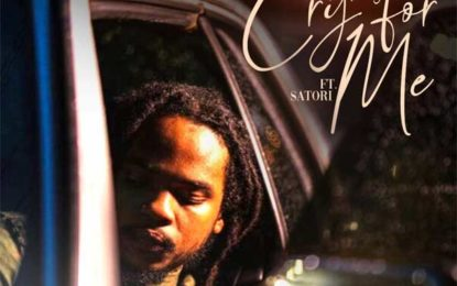 New Music: Yohan Marley Release Soulful Single 'Cry For Me' Feat Satori