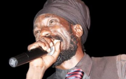 Sizzla Recovering From Injuries Following Bike Accident