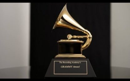 More than 120 entries submitted for 2020 reggae Grammy Award