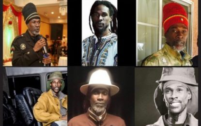 On November 4, 2019 the Rasta Revolutionary known to the world as Vaughn Benjamin, 'AKAE BEKA' transitioned from this world to the next