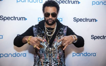 Reggae icon Shaggy steps up for his military brothers and sisters
