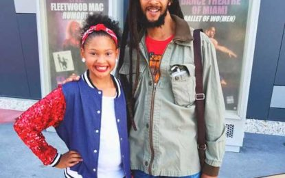 Bitter Sweet GRAMMY Nomination for Julian Marley Who Mourns Daughter's Passing Kingston, Jamaica (MPR Consulting)