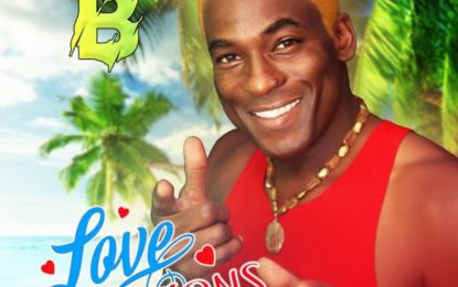 "The Jamaican Entertainer    Lennox B    is both thrilled and proud to present the next chapter in his life with his new album,  ""Love Vibrations"""