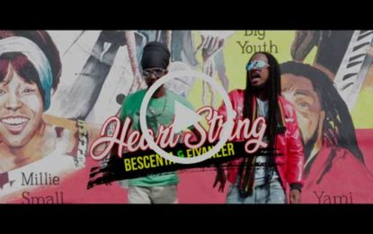 "Reggae Artists Bescenta & Fiyaneer's New Single ""Heart String"" Addresses Jamaica's Noise Abatement Act"