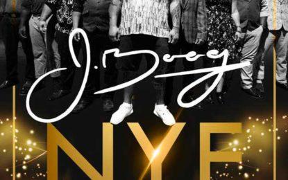 Berkeley, CA — New Year's Eve Party J Boog