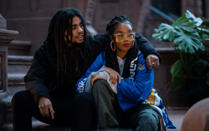 "SKIP MARLEY RELEASES NEW MUSIC VIDEO FOR SINGLE ""SLOW DOWN"" WITH H.E.R.!"