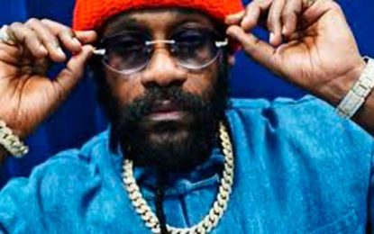 Tarrus Riley Secure A New Ad Campaign & Announce US Tour