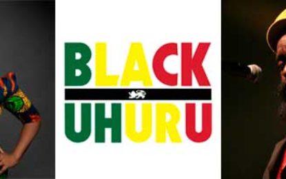 Black Uhuru and Etana headline the 75th Bob Marley Birthday Celebration on Friday, February 7 at Longboard Margarita Bar in Pacifica, CA