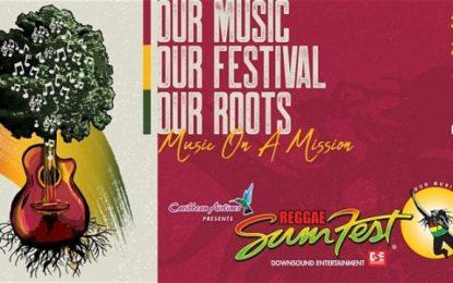 Online Tickets for Reggae Sumfest 2020