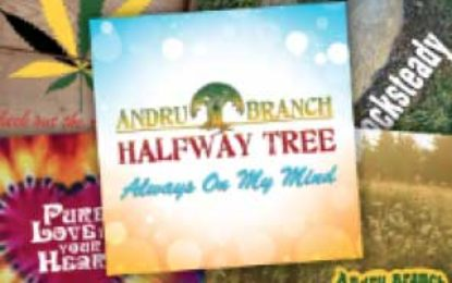 """""""The Singles"""" — Andru Branch & Halfway Tree – 25th Anniversary Collectors' Edition"""