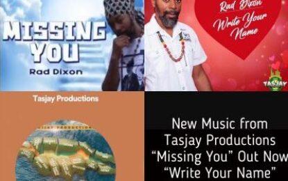 New Music from Tasjay Produtions