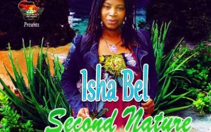 "Kalinga Records Presents Isha Bel New Single ""Second Nature"""