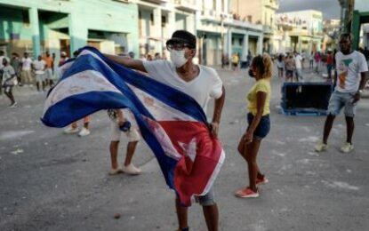 The Reggaeton Song That's Driving Cuba's Unprecedented Protests